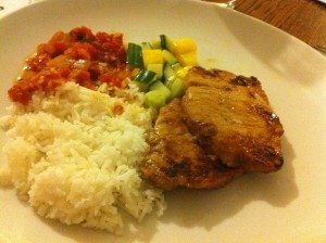 Bild på maträtt från MatHem